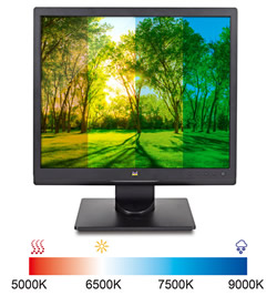 VA708A Colour Management